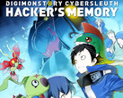 Digimon Story Cyber Sleuth Hacker's Memory auf Platz 2 in den Top Games Charts für PS4.