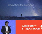 Xiaomis CEO Lei Jun war ebenfalls am Qualcomm Tech-Summit vorort.