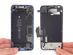 Teardown des iPhone XR