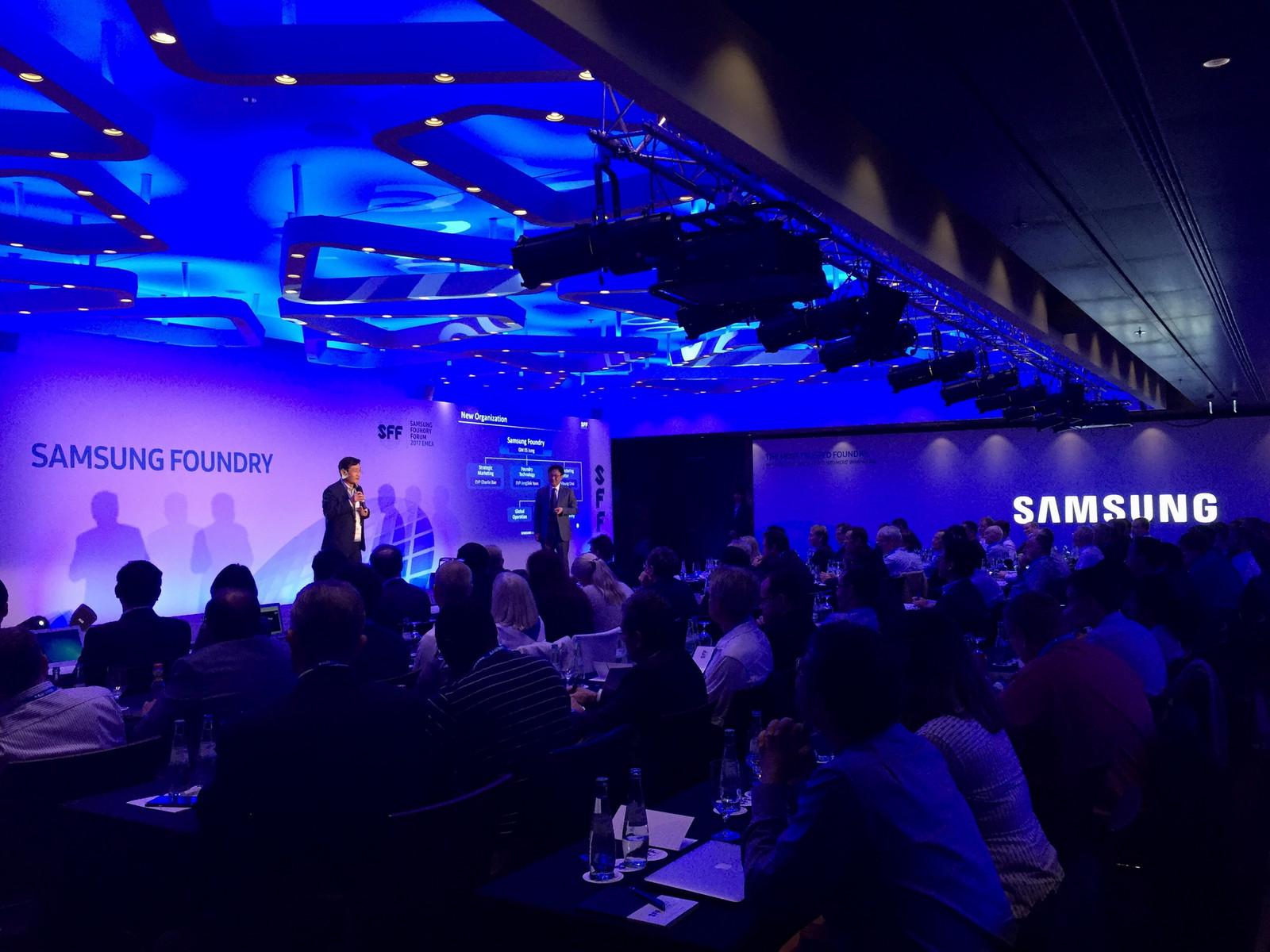 Samsung 8 Nm Lpp Prozess Ist Ab Sofort Produktionsreif Notebookcheck Com News