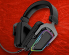 Patriot Viper V380: 7.1 Virtual Surround-Sound Gaming-Headset mit RGB-Beleuchtung.