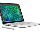 Test Microsoft Surface Book (Core i5, 940M) Convertible