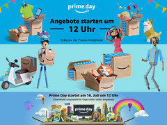 Amazon Prime Day 2018: Alle Echo, Fire TV, Blink & Ring Angebote im Überblick.
