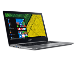 Multimedianer auf AMD-Basis: Acer Swift 3 SF315