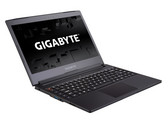 Test Gigabyte Aero 14 Laptop