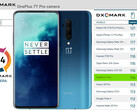 OnePlus 7T Pro im Kameratest Dxomark in den Top 10.