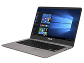 Test Asus Zenbook UX3410UQ (7500U, 940MX, Full-HD) Laptop