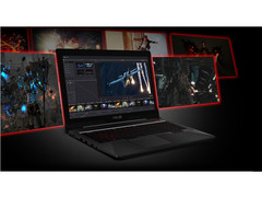 Asus hat das neue Gaming-Notebook FX503 im Sortiment