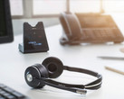 Schnurlose DECT-Business-Headsets: Jabra Engage 65 und 75.