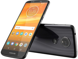 Im Test: Motorola Moto E5 Plus.