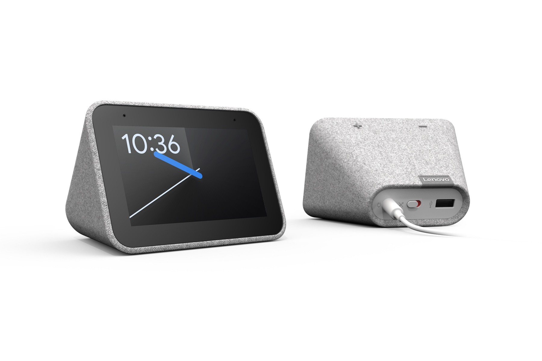 Lenovo Smart Clock Intelligenter Wecker Mit Google