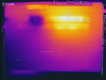 Wärmebild (unten)