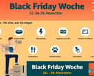 Amazon Black Friday Woche: Echo, Echo Plus, Echo Show (8) und Fire TV Cube.