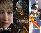 Detroit Become Human, Dark Souls Remastered und Overwatch die Top-Games in KW 21.