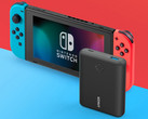 Anker PowerCore Powerbanks für die Nintendo Switch.