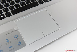 Touchpad beim Dell Inspiron 17-7786