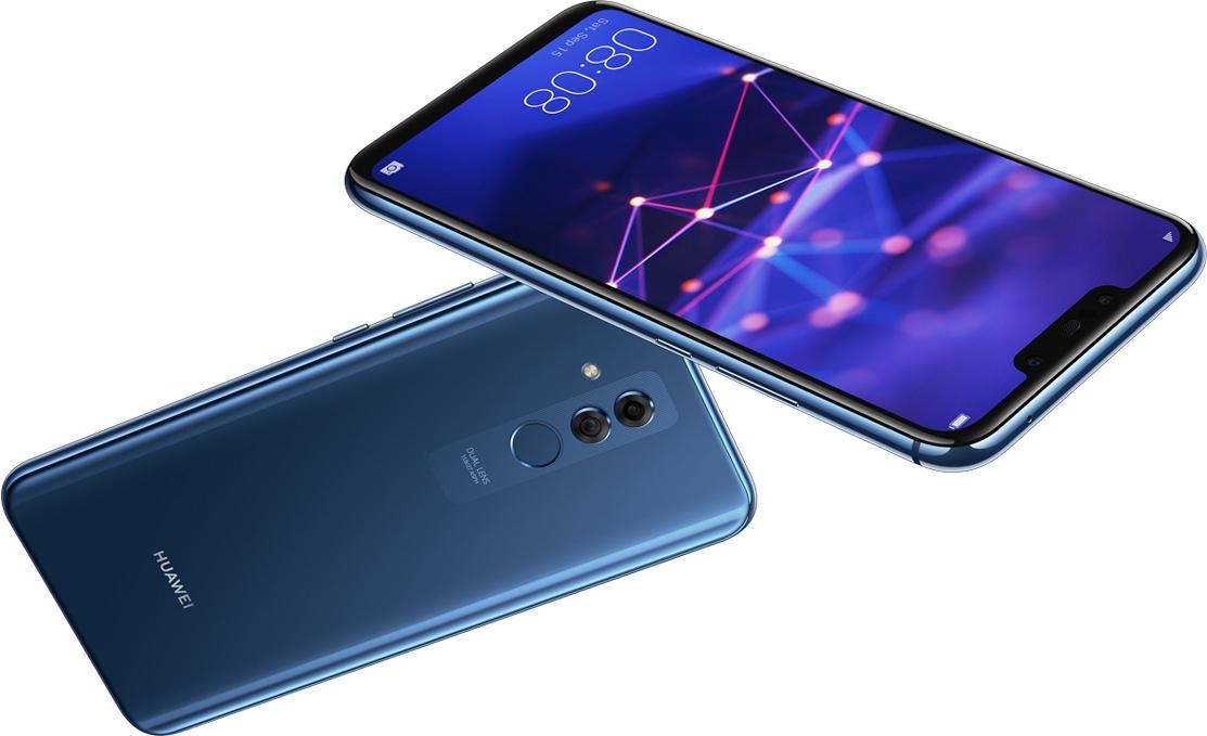 9256e6d263f Test Huawei Mate 20 Lite Smartphone - Notebookcheck.com Tests