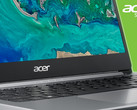 Acer spendiert der schlanken Laptop-Serie Swift 1 ein Prozessor-Upgrade.