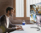 Philips Brilliance BDM4037UW: 4K/Ultra-HD-Curved-Monitor mit 40 Zoll