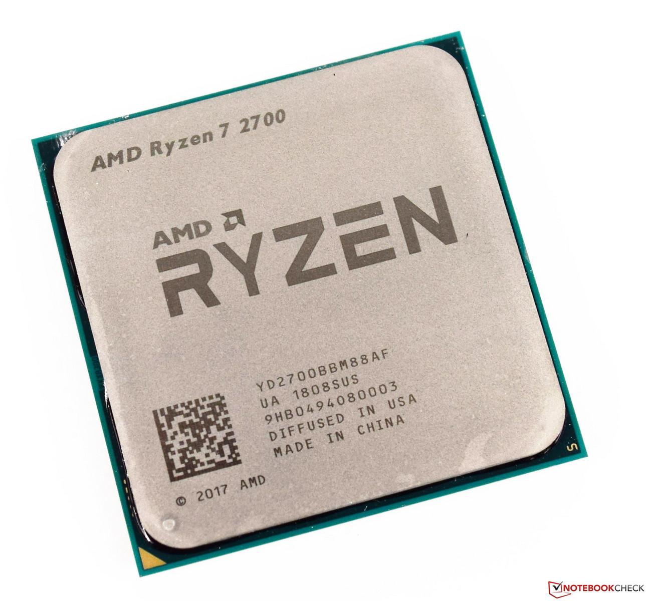 AMD Ryzen 7 2700 vs Apple A6x vs ARM Cortex A8 1 2 GHz