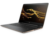 Test HP Spectre x360 15 (7500U, 4K) Convertible Notebook