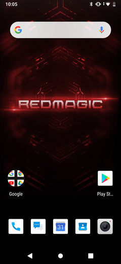 Software Nubia Red Magic 3