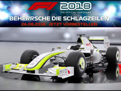 F1 2018: Codemasters F1 2018 geht ab 24. August mit F1-Klassikern an den Start.