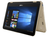 Test Asus VivoBook Flip 12 TP203NAH (N4200, HD) Laptop
