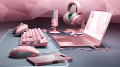 Rosa Quartz Collection zum Valentinstag von Razer.