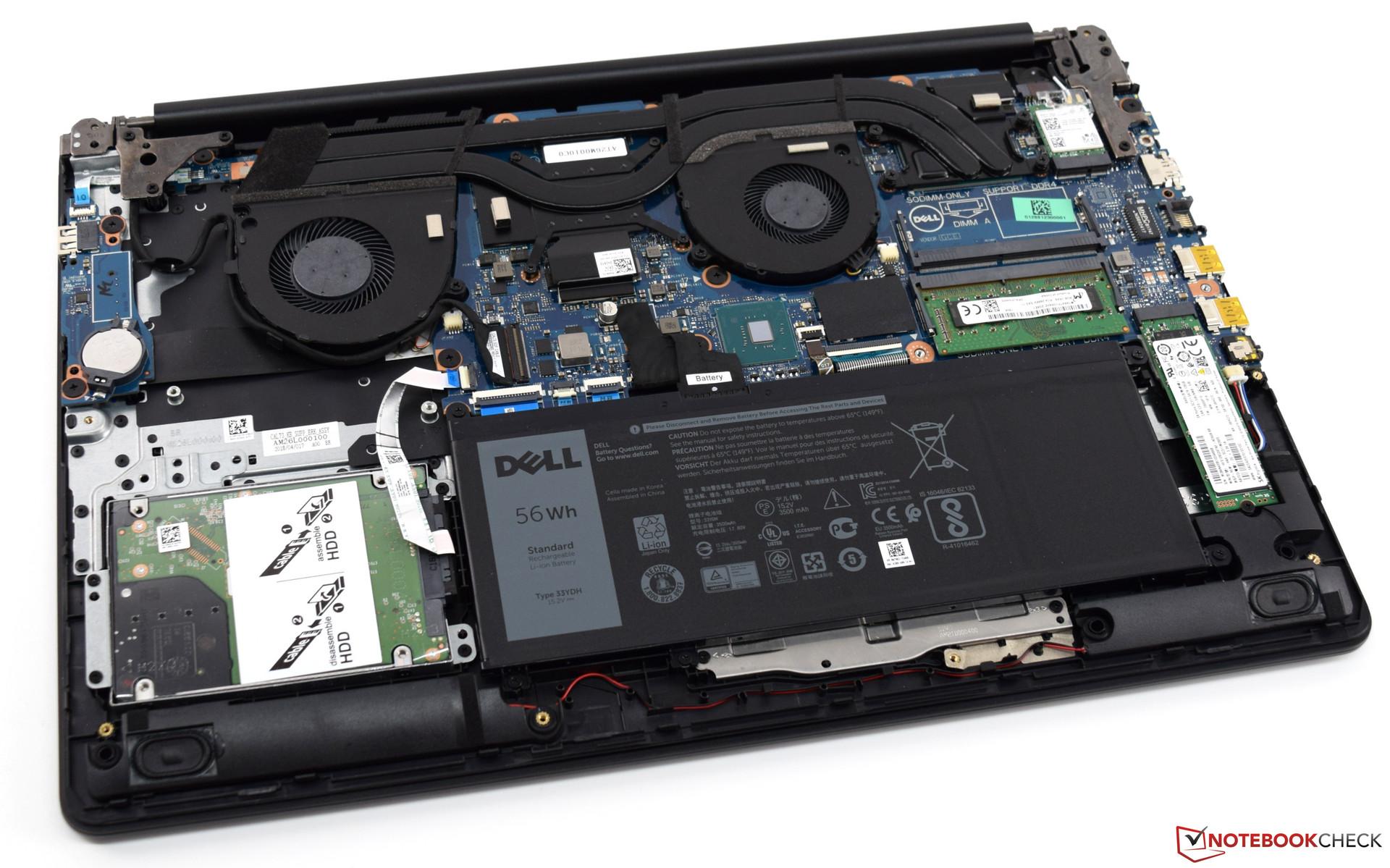 test dell g3 17 3779 i5 8300h gtx 1050 ssd ips laptop. Black Bedroom Furniture Sets. Home Design Ideas
