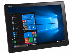 Lüfterloses Business-Tablet Fujitsu Stylistic V727: 12,3-Zoll-Detachable mit Kaby Lake.