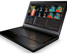 Test Lenovo ThinkPad P71 (i7, P3000, 4K) Workstation