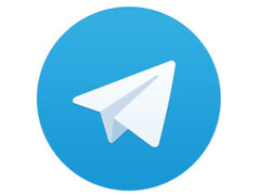 Das Telegram-Logo