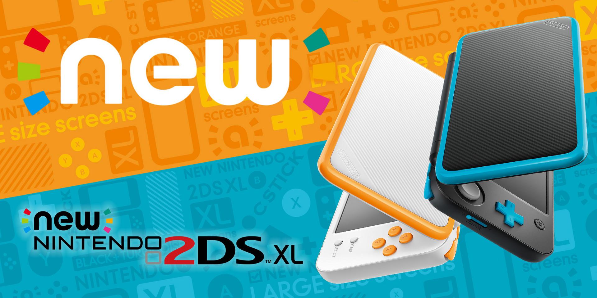New 2DS XL: Nintendo lanciert neuen Handheld!
