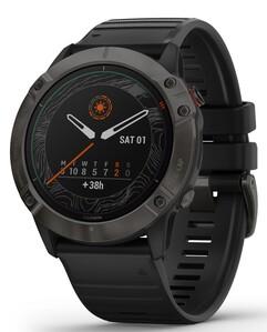Garmin Fenix 6: Neue Smartwatch-Modelle Fenix 6S, Fenix 6, Fenix 6X und Solar