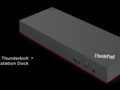 ThinkPad Thunderbolt Workstation Dock: Die neue Docking-Station für das Lenovo ThinkPad P52