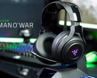 Razer ManO'War: Kabelloses Gaming-Headset mit 7.1 Virtual Surround Sound