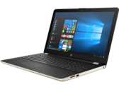 Test HP Pavilion 15z-bw000 (A10-9620P, HD) Laptop