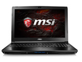 Test MSI GL72 7RDX Laptop