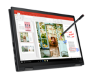 Lenovo ThinkPad X13 Yoga: Convertibles bekommen einen Fingerabdruck-Sensor im Power-Button