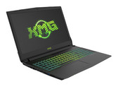 Test Schenker Technologies XMG A517 (Clevo N850HP6) Laptop