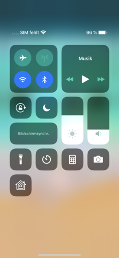 Apple iPhone XS Max Software