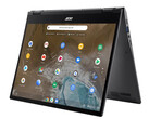 Acer Chromebook Spin 713 CP713-2W im Test: 2-in-1-Chromebook mit Touchscreen im 3:2-Format