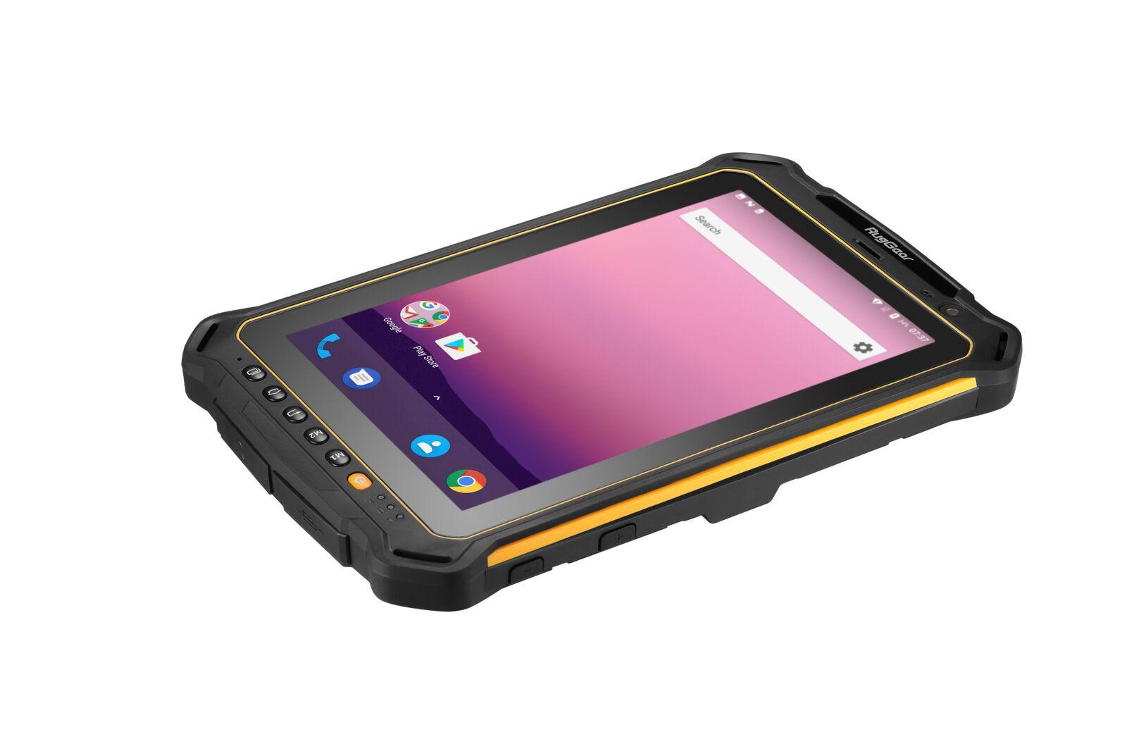 8d760cad0 RugGear  Rugged-Tablet mit Android vorgestellt - Notebookcheck.com News