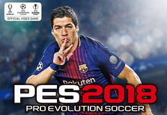 Top Games-Charts KW 37: Fußballsimulation PES 2018 trifft mehrfach