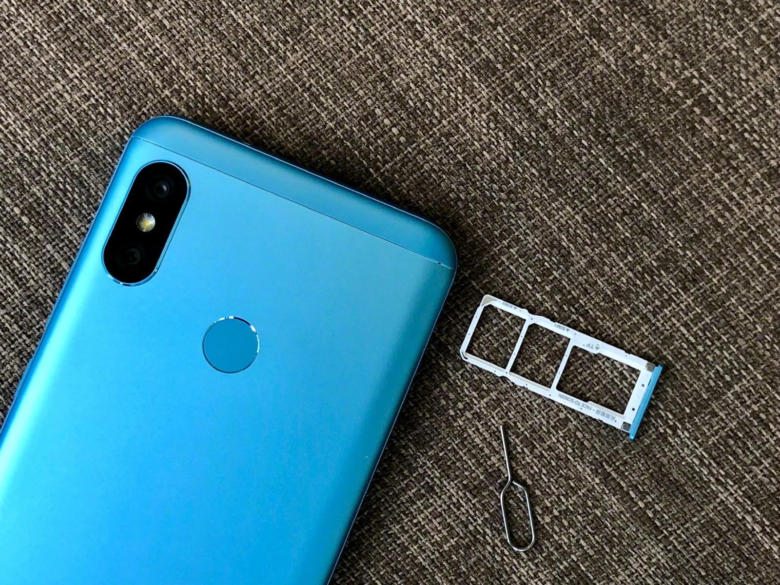 Xiaomi Redmi 6 Pro Farben Speicher Und Abschaltbare
