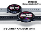 Samsung Galaxy Watch Active 2 Under Armour Edition.