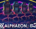 Tesoro F720 Alphaeon S3 Gaming Chair mit exklusiven Features.