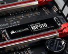 Schnelle M.2-SSDs: Corsair Force Series MP510.
