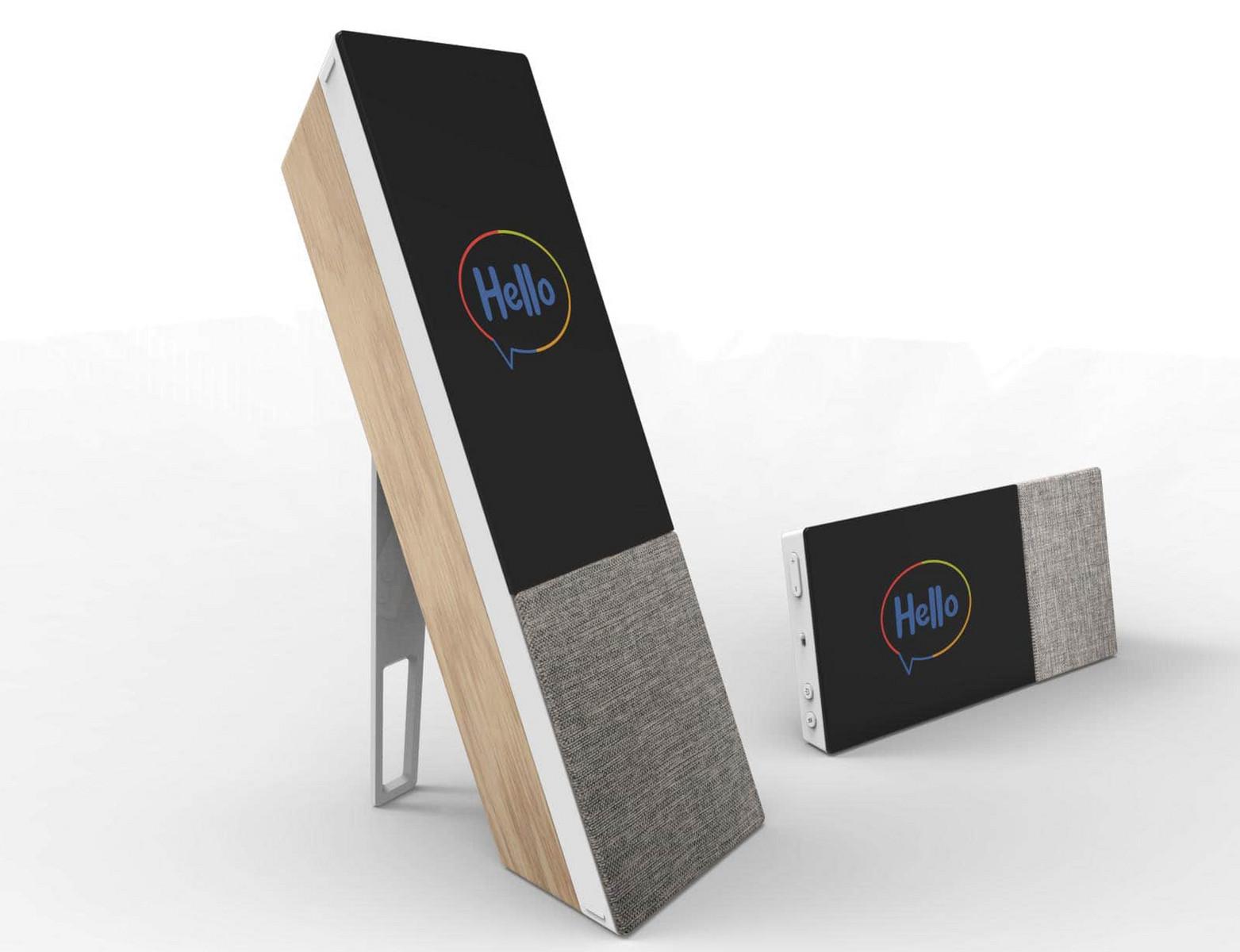 Archos Hello: Der smarte Lautsprecher mit Bildschirm